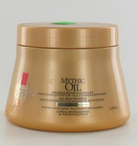 L'Oreal: Mythic Oil Oil Rich Masque For Thick Hair, 6.76 oz - $29.02