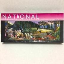 National Parks & Preserves  Panoramic Puzzle 700 pc Sugar Pine Point Lake Tahoe - $24.74