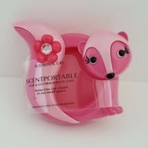 Pink Skunk Scentportable Clip and Go Fragrance Unit Only Bath Body Works... - $10.95