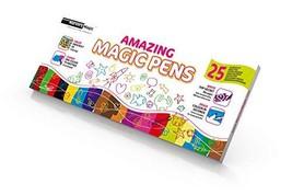 Marvin's Magic Pens, Multicolor