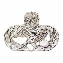 Mid Size Genuine U.S. Air Force (Usaf) Breast Badge: Maintenance: Master - $16.81