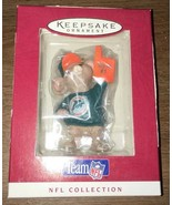 Miami Dolphins Hallmark Keepsake Ornament NFL Collection Team 1996 NIB - $9.90