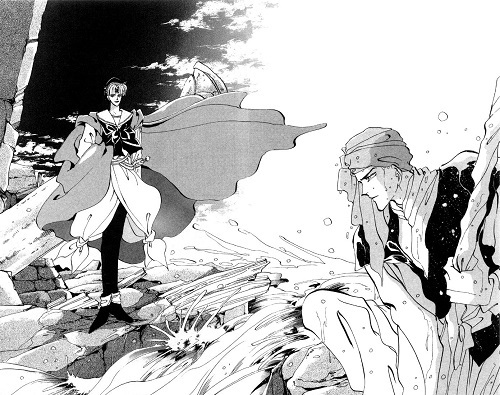 Basara Volume 6, by Yumi Tamura, Japanese Manga +English