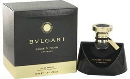 Bvlgari Jasmin Noir L'essence Perfume 1.7 Oz Eau De Parfum Spray image 1
