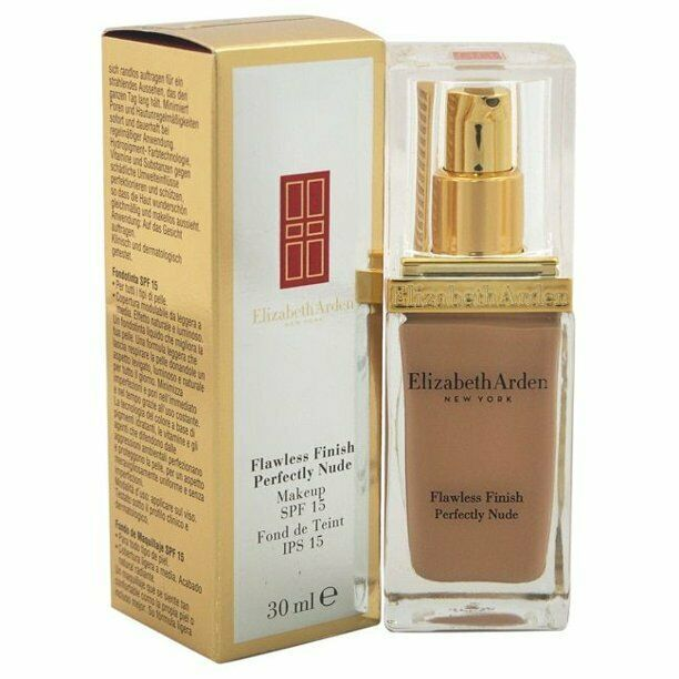Primary image for Elizabeth Arden Flawless Finish Perfectly Nude Broad Spectrum SPF 15 Cocoa New