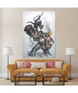 Wall Poster Art Giant Picture Print Ana Amari Reinhardt Overwatch 2366PB - $22.99