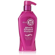 It's a 10 Miracle Whipped Shampoo 10 oz - $14.06