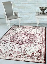 Woven Trends Contemporary and Traditional Area Rug, 048 Vintage Medallio... - $31.10
