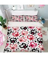 3D Cat Pattern 2 Bed Pillowcases Quilt Duvet Cover Set Single Queen King... - $90.04+