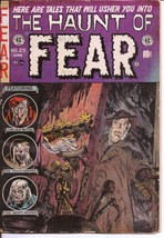 EC The Haunt Of Fear #25 New Arrival Indisposed The Light In His Life Ho... - $149.95