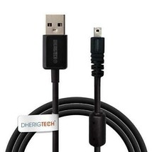 Digital Camera Usb Cable For Olympus Smart VR-330 - $3.85