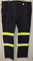 NEW DICKIES Men's Enhanced Visibility Denim Work Jeans Big & Tall Size 48UU - $9.89