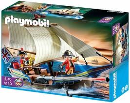 Playmobil 5140 Redcoat Battle Ship  - $103.32