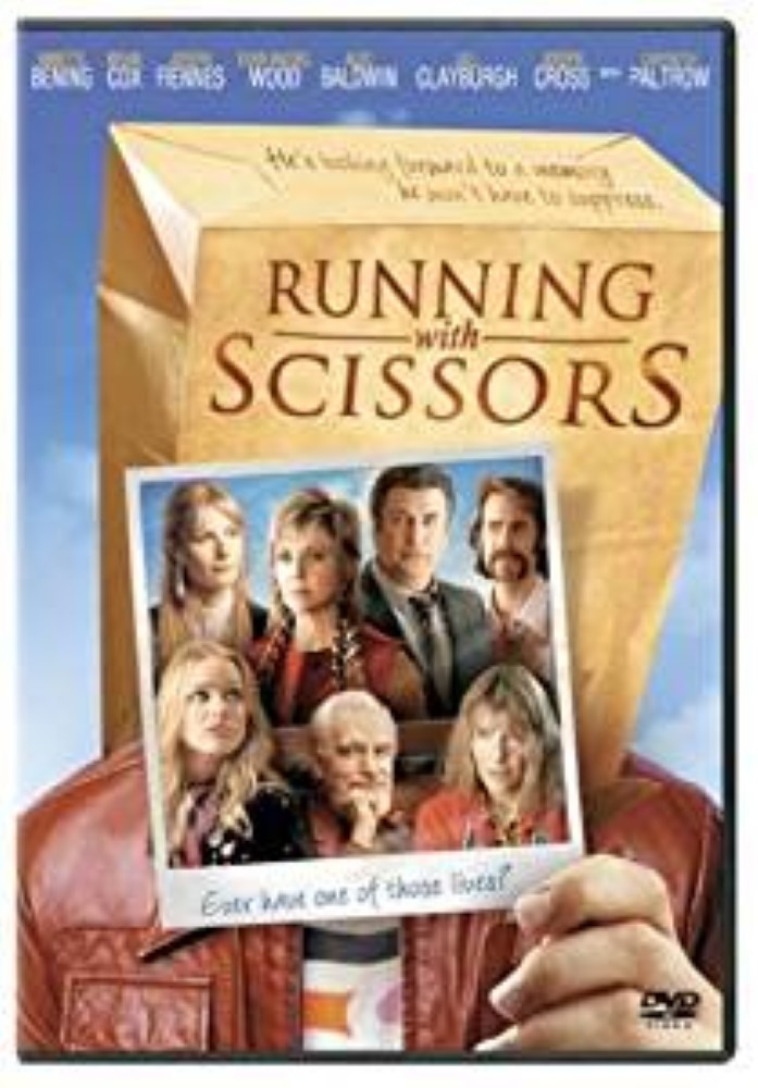 Running With Scissors Dvd