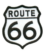 Embroidered Patch Classic Route 66 Shield Patch - $3.95
