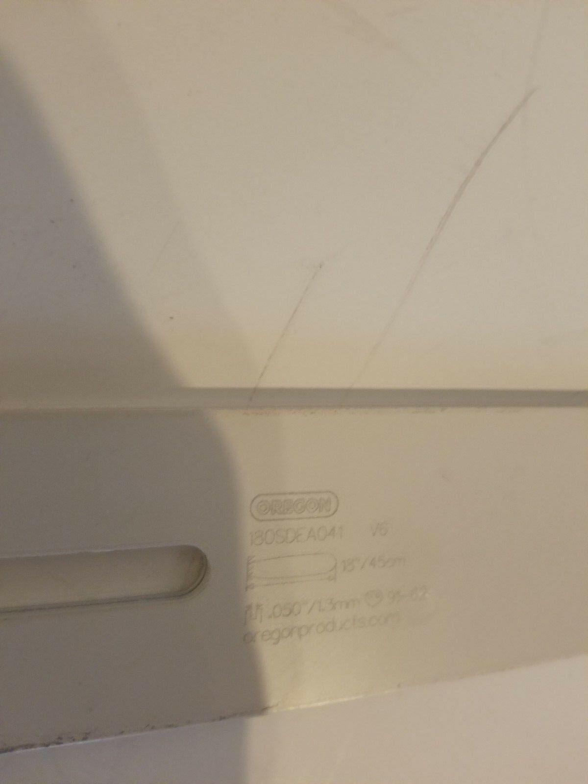oregon chainsaw bar (18 inch ) image 2