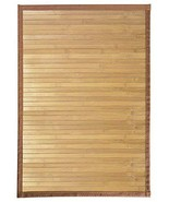 InterDesign Bamboo Floor Mat  Ideal Mat for Kitchens, Bathrooms or Offic... - $18.09