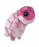 AURORA Plush Shellee Pink Turtle Tortoise w Sound Big Eye YooHoo & Frien... - $11.85