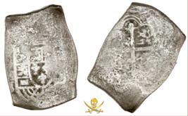 MEXICO 8 REALES 1715 FLEET SHIPWRECK REAL 8 COA KIP WAGNER! PIRATE GOLD ... - $1,050.00