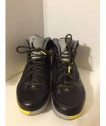 Nike Air Jordan Flight Remix Mens 679680-070 Black Vibrant Yellow Shoes ... - $84.15