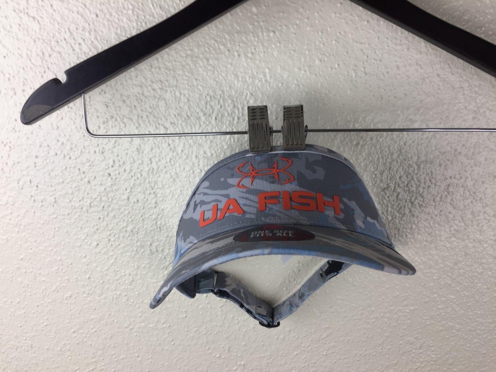0c71ad16bac Under Armour Men s Adjustable UA FISH Visor and 50 similar items. 57
