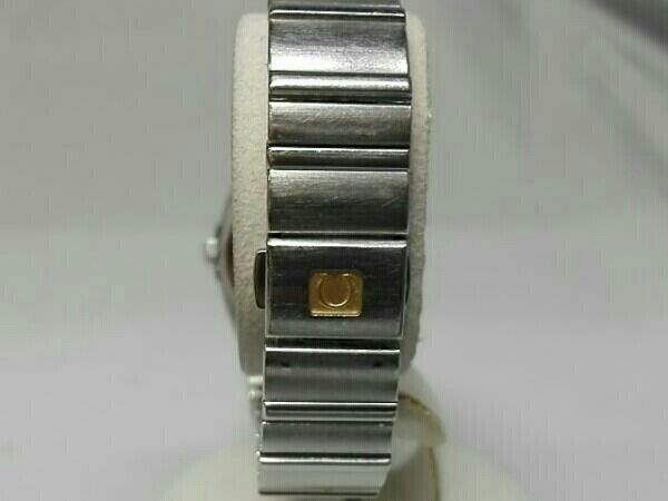 Watch Omega Constellation Constellation Double Eagle Quartz shell