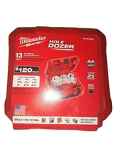 Hole Dozer General Purpose Bi-Metal Hole Saw Set (13 Piece) - $70.13