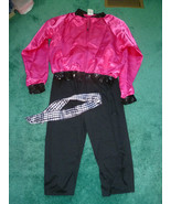 ADULT PINK LADIES 50'S 2 PC HALLOWEEN COSTUME S... - $20.00