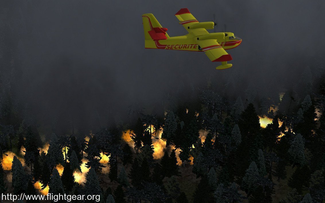 FlightGear Mac OS X Flight Simulator Software Compare to X-Plane 10 & Save $$