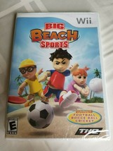 Big Beach Sports (Nintendo Wii )  BRAND NEW! Factory Sealed - $7.91