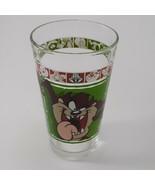 """1999 Warner Bros 5 3/4"""" Looney Tunes Tasmanian Devil Drinking Glass AS IS - $2.99"""