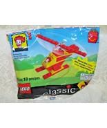 Lego Set Number 1 1999 McDonald's Premium toy Ronald McDonald Helicopter - $14.95