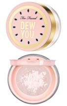 Too Faced Dew You Fresh Glow Translucent Setting Powder Radiant Pearl NIB - $22.00
