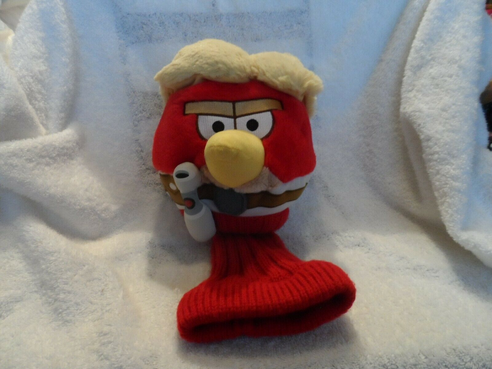 Primary image for Star Wars Angry Birds Red Disney Golf Club Head Cover Headcover