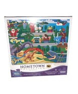 """Hometown Collection 1000 Pc Jigsaw Puzzle 18.94""""x26.75"""" Roadside Icons - $21.28"""
