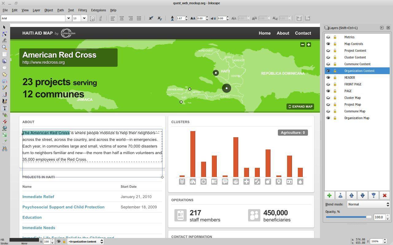 Inkscape - Vector Graphics Editor Compare to Adobe Illustrator, CorelDRAW SAVE