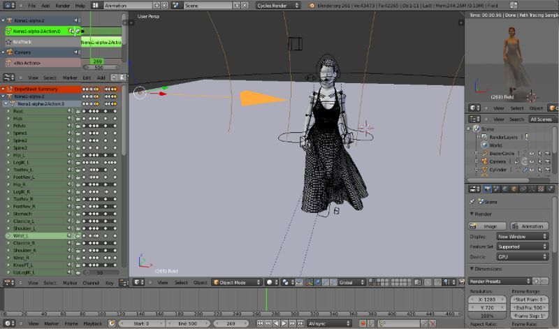Blender - 3D Content Creation Suite Great Alternative to Autodesk 3ds Max Save $