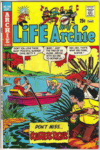 Life With Archie Comic Book #149, Archie 1974 FINE+ - $8.79