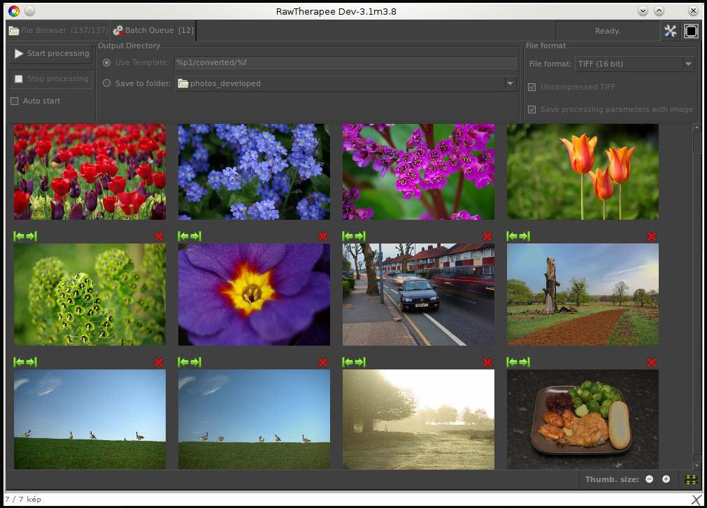 RawTherapee - Digital Photo Editing Software Compare to Adobe Photoshop Elements
