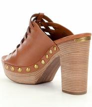 New Michael Kors Women Westley Studs Platform Mules Variety Color&Sizes image 12
