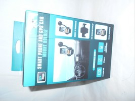 Total Vision NIB Smart Phone & GPS Car Mount Holder NEW - $11.83