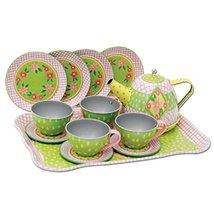 Schylling Children's Tin Tea Set in a Case - $29.65
