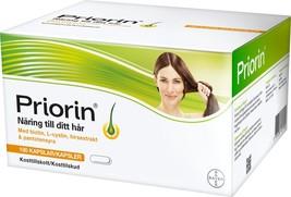 Priorin 180 capsules | Hair, Nail & Skin - $149.00