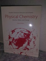 Students Solutions Manual to Accompany Physical Chemistry: ... by Giunta... - $23.70