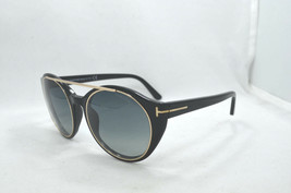 Neu Authentisch Tom Ford Joan TF363 01W Sonnenbrille - $177.66