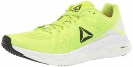 Reebok Men's Floatride Run Fast Shoe 10 Neon Lime/White/Black/Red - $131.77