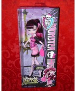 Monster High Scaris City of Frights Draculaura Daughter of Dracula trave... - $18.00