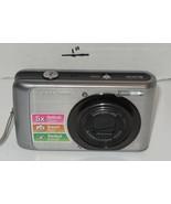 Samsung Digimax SL502 12.2MP Digital Camera - Silver 5x optical zoom 2.7... - $70.13