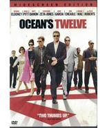 Oceans Twelve (DVD ) - $2.50