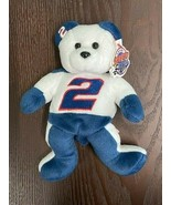 Rusty Wallace #2 Team Speed Bear Authentic - $11.50